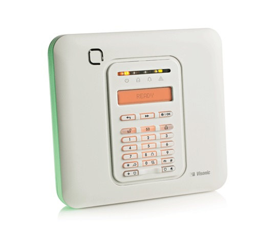 Two way communication wireless Alarm Panel