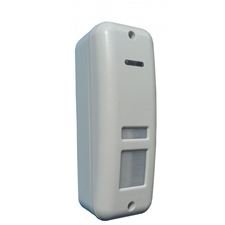 SIGMA TYPHON Dual technology wireless curtain detector