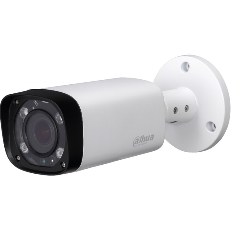 Bullet Camera DAHUA 2 Megapixel-adjustable lens
