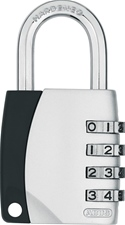 Combination padlocks ABUS