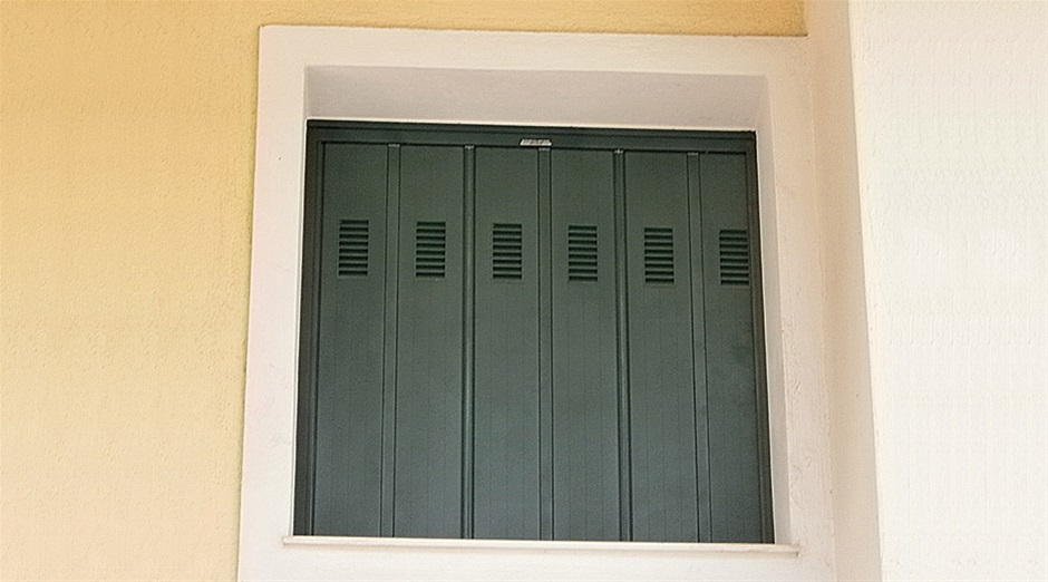 Security shutters T 110