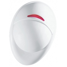 Wireless indoor motion detector